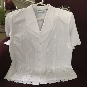 Beautifully detailed blouse